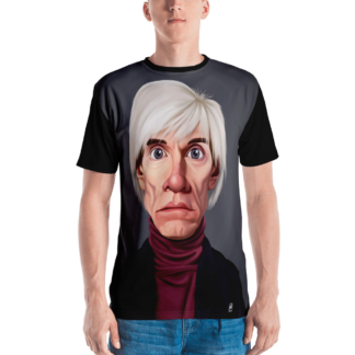 Andy Warhol (Celebrity Sunday) All-Over T-shirt