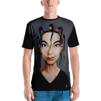 Björk (Celebrity Sunday) All-Over  T-shirt