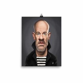 Michael Stipe (Celebrity Sunday) Art Print Poster