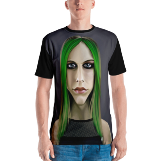 Avril Lavigne (Celebrity Sunday) All-Over T-shirt