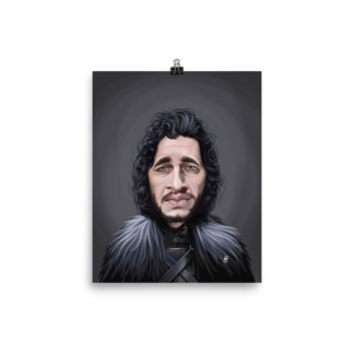 Kit Harington (Celebrity Sunday) Art Print Poster