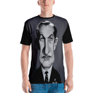 Vincent Price (Celebrity Sunday) All-Over T-shirt