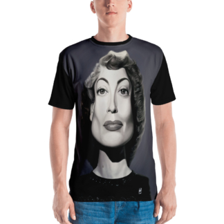 Joan Crawford (Celebrity Sunday) All-Over T-shirt