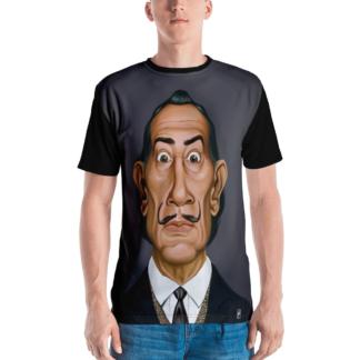 Salvador Dali (Celebrity Sunday) All-Over T-shirt