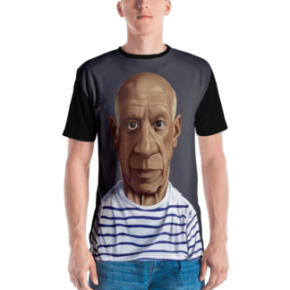 Pablo Picasso (Celebrity Sunday) All-Over  T-shirt