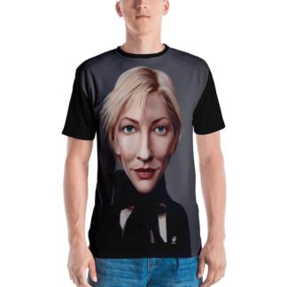 Cate Blanchett (Celebrity Sunday) All-Over  T-shirt