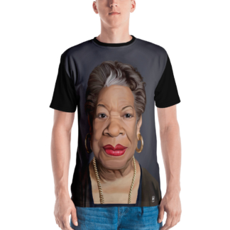 Maya Angelou (Celebrity Sunday) All-Over T-shirt