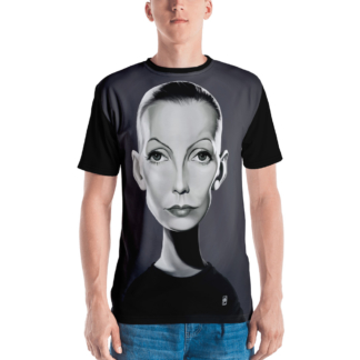Greta Garbo (Celebrity Sunday) All-Over T-shirt