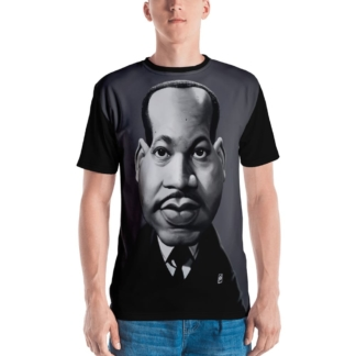 Martin Luther King (Celebrity Sunday) All-Over T-shirt