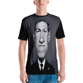 H.P Lovecraft (Celebrity Sunday) All-Over T-shirt