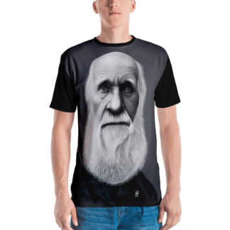 Charles Darwin (Celebrity Sunday) All-Over T-shirt