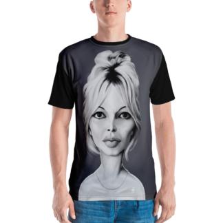 Brigitte Bardot (Celebrity Sunday) All-Over T-shirt