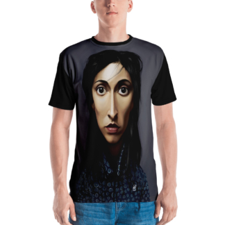 Oona Chaplin (Celebrity Sunday) All-Over T-Shirt