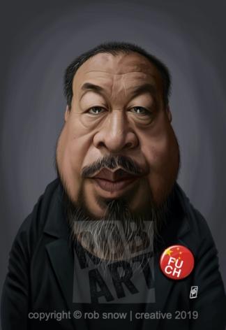Celebrity Sunday - Ai Weiwei