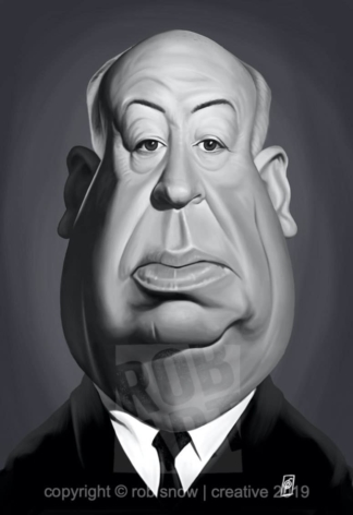 Celebrity Sunday - Alfred hitchcock