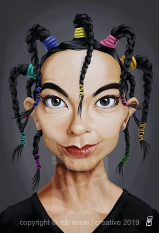 Celebrity Sunday - Björk