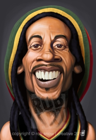 Celebrity Sunday - Bob Marley