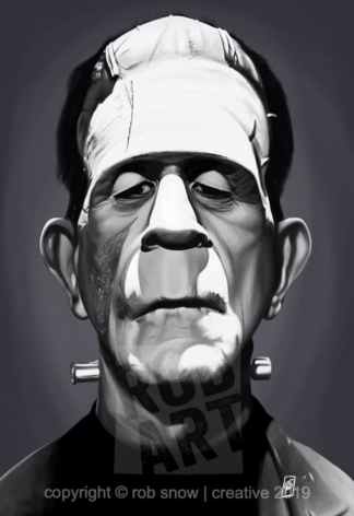 Celebrity Sunday - Boris Karloff