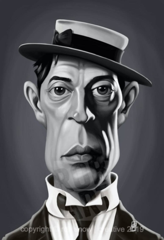 Celebrity Sunday - Buster Keaton