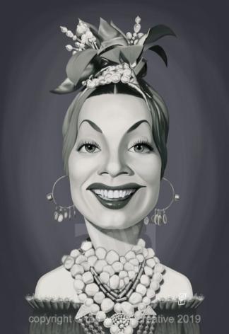 Celebrity Sunday - Carmen Miranda