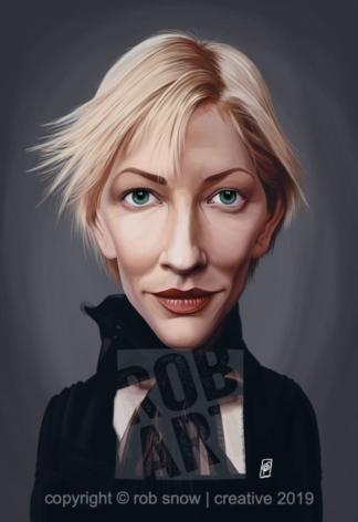 Celebrity Sunday - Cate Blanchett