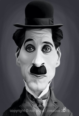 Celebrity Sunday - Charlie Chaplin