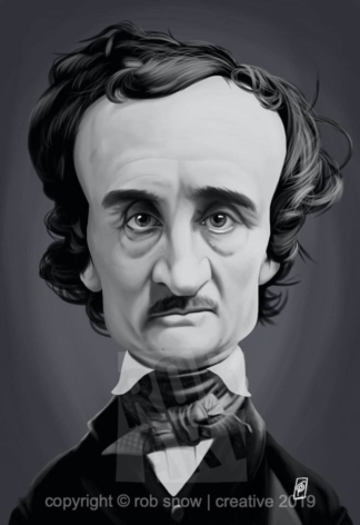 Celebrity Sunday - Edgar Allen Poe