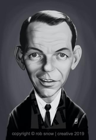 Celebrity Sunday - Frank Sinatra