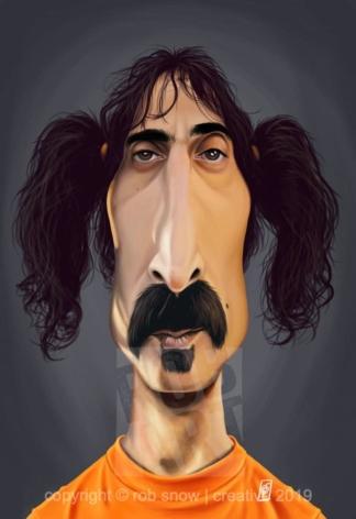 Celebrity Sunday - Frank Zappa
