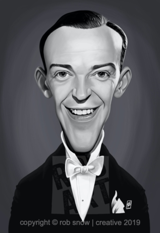 Celebrity Sunday - Fred Astaire