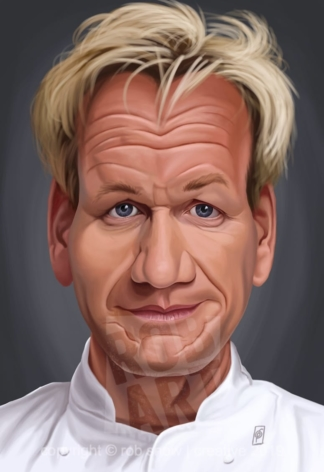 Celebrity Sunday - Gorfon Ramsey