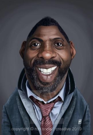 Celebrity Sunday - Idris Elba