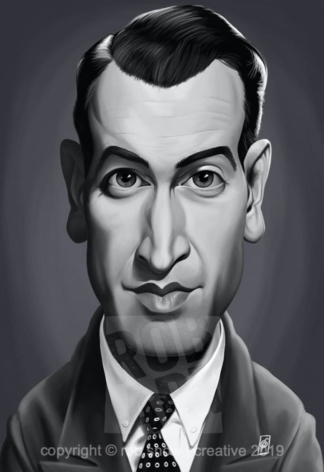 Celebrity Sunday - James Stewart