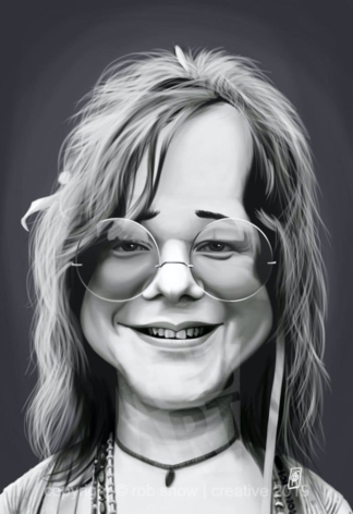 Celebrity Sunday - Janis Joplin