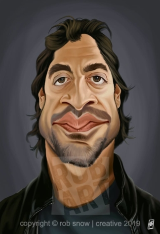 Celebrity Sunday - Javier Bardem