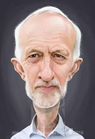 Celebrity Sunday - Jeremy Corbyn
