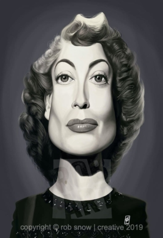 Celebrity Sunday - Joan Crawford