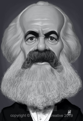 Celebrity Sunday - Karl Marx