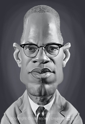 Celebrity Sunday - Malcolm X