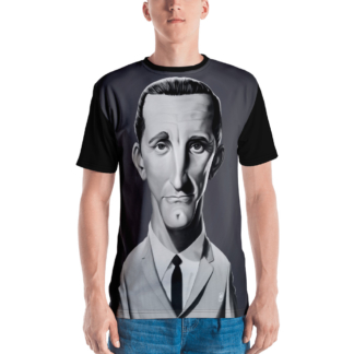 Kirk Douglas (Celebrity Sunday) All-Over T-shirt
