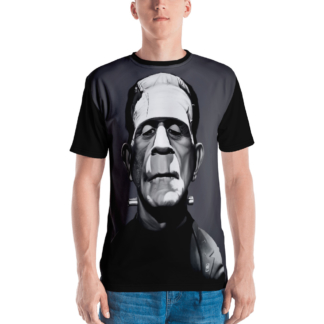 Boris Karloff (Celebrity Sunday) All-Over T-shirt