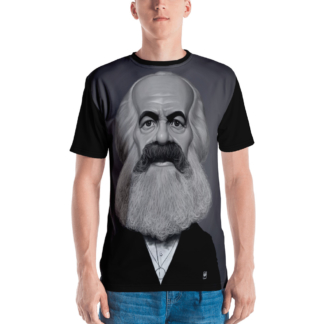 Karl Marx (Celebrity Sunday) All-Over T-shirt