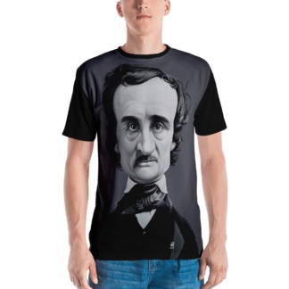 Edgar Allen Poe (Celebrity Sunday) All-Over T-shirt