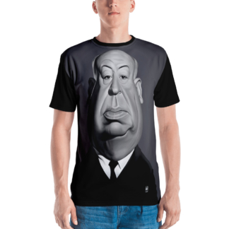 Alfred Hitchcock (Celebrity Sunday) All-Over  T-shirt