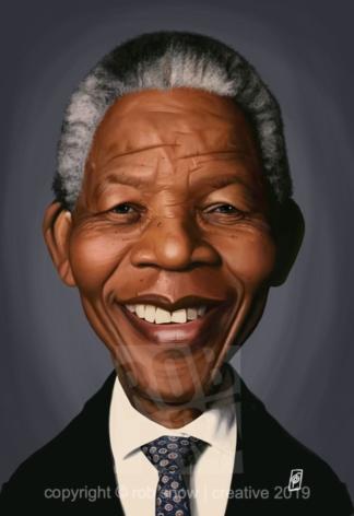 Celebrity Sunday - Nelson Mandela