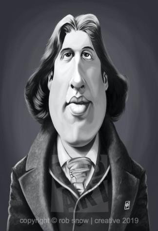 Celebrity Sunday - Oscar Wilde
