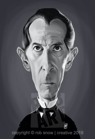 Celebrity Sunday - Peter Cushing