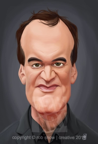 Celebrity Sunday - Quentin Tarantino
