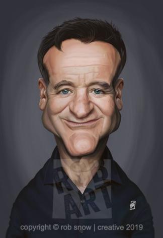 Celebrity Sunday - Robin Williams