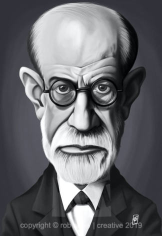 Celebrity Sunday - Sigmund Freud